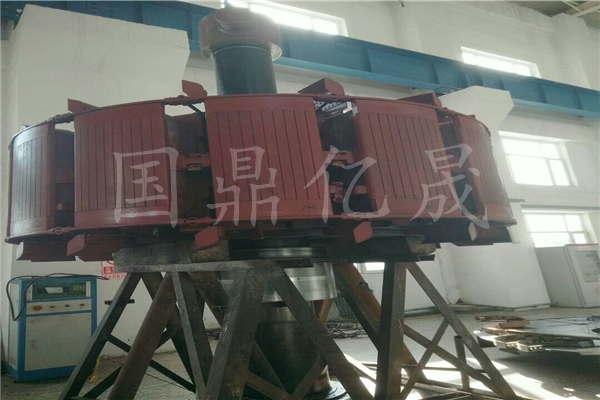 水轮机修造加工