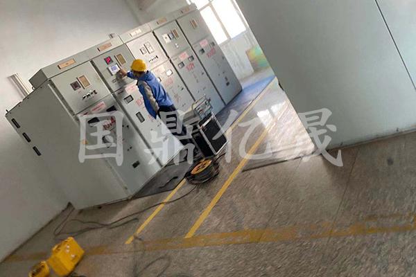 机械类电器检修